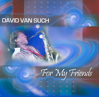 David Van Such CD Cover